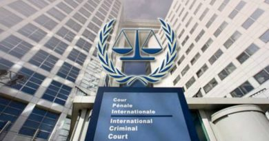 عندما تعطي الإدارة الأمريكية تعريفاتها للعدالة الجنائية الدولية؟