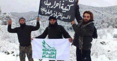 القوى السياسية والعسكرية والمدنية في سوريا (2011-2021)  حركة أحرار الشام الإسلامية