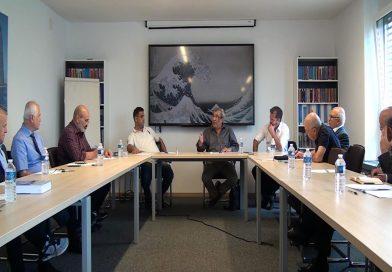 """Colloque : """"L'avenir de la démocratie à l'Est de la Méditerranée"""""""